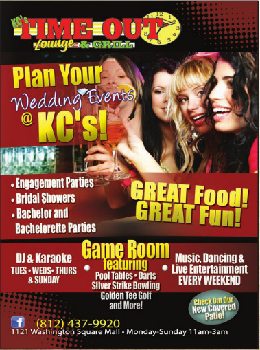 kc's-timeout-lounge-bar-grill-evansville-indiana-food-bar-drink-specials-entertainment-live-music-what-to-do-weekends-dance-beer