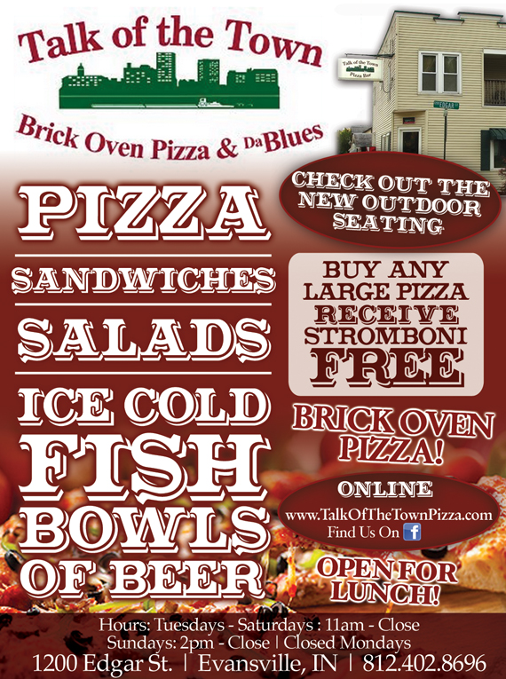 talk-of-the-town-pizza-evansville-indiana-beer-blues-party-patio-live-muisc-brick-oven-pizza-fish-bowls-salad-sandwiches
