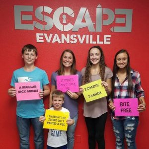 Kids Top 3 Birthday Party Places in Evansville